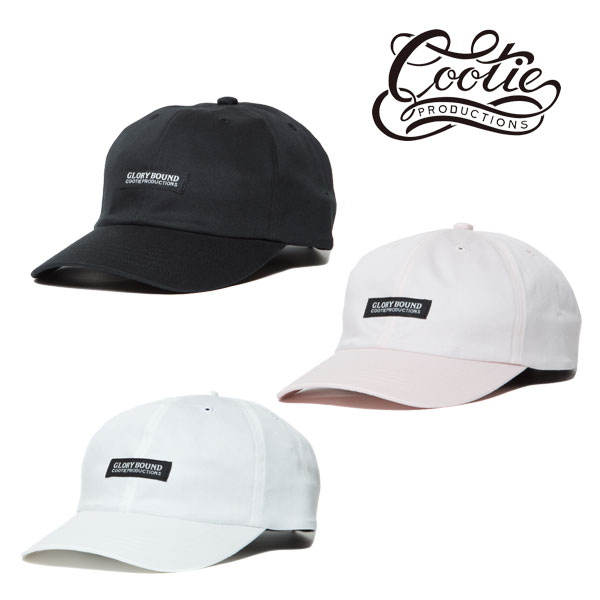 COOTIE(クーティー) Curved Brim 6 Panel Cap