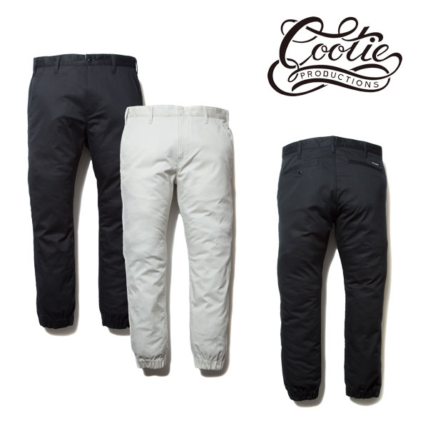 COOTIE(クーティー) Chino Utility Jogger
