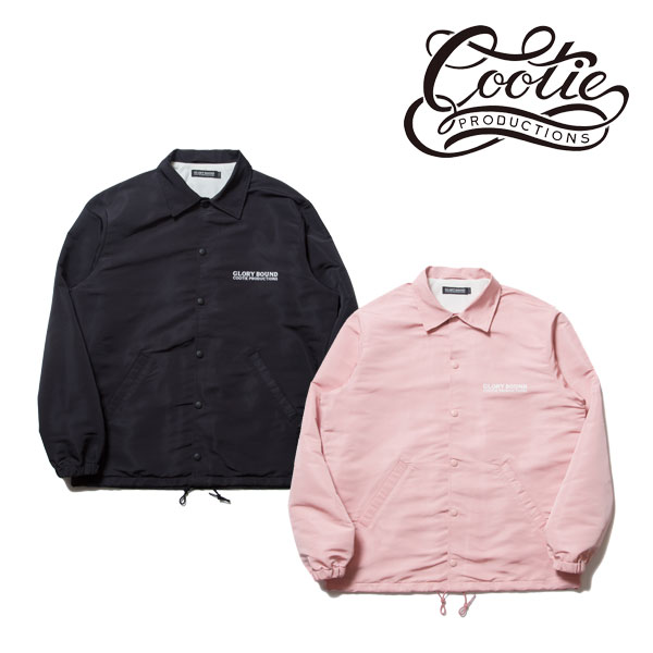 COOTIE(クーティー) Coach Jacket (CLASSIC)