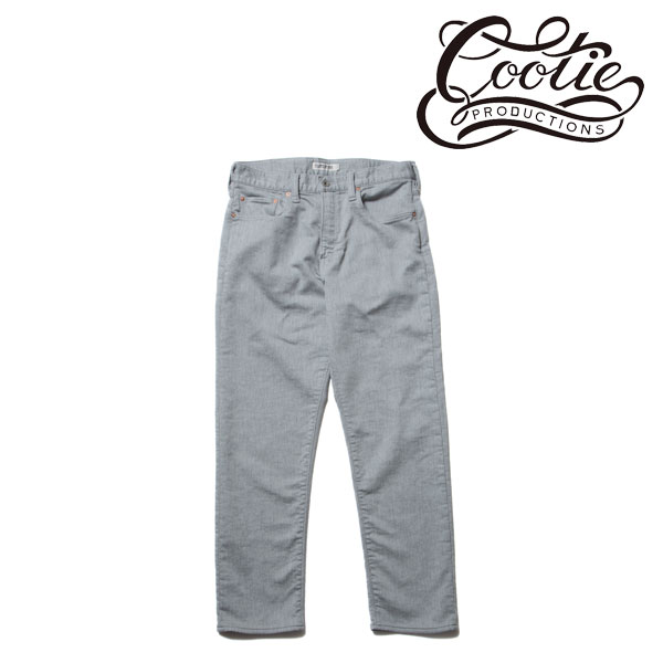 COOTIE(クーティー) 5 Pocket Loose Fit Knit Denim 1 Wash