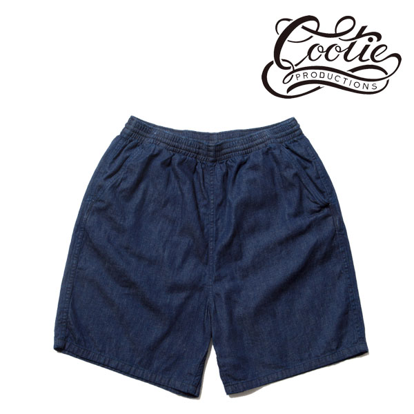 COOTIE(クーティー) Denim Drawstring Shorts