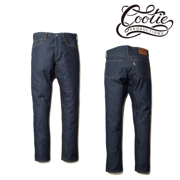 COOTIE(クーティー) 5 Pocket Rigid Denim