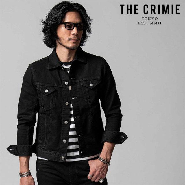 "CRIMIE(クライミー) BORN FREE STRETCH BLACK JACKET 【""THE"" SERIES COLLECTION 先行予約】【定番商品】【キャンセル不可】【CRA1"