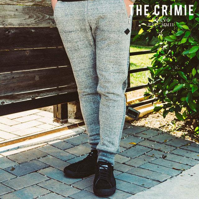 "CRIMIE(クライミー) TSURIAMI SWEAT PANTS 【""THE"" SERIES COLLECTION 先行予約】【定番商品】【キャンセル不可】【CRA1-BK1B-PL01"