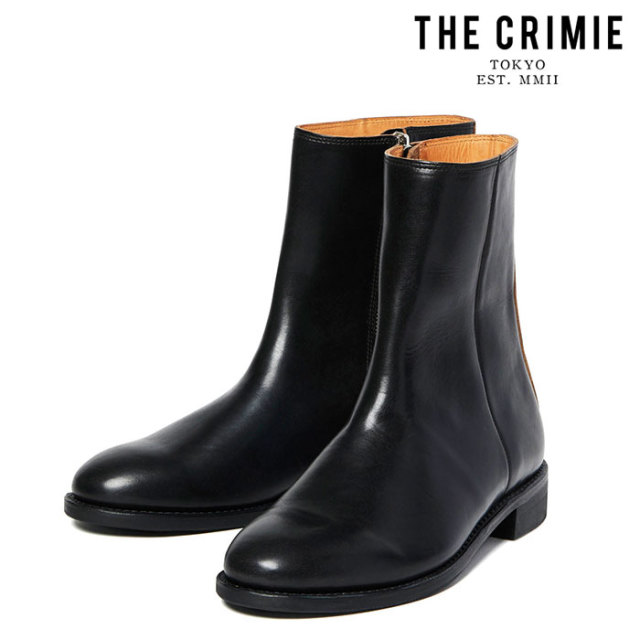 "CRIMIE(クライミー) THE ZIP BOOTS 【""THE"" SERIES COLLECTION 先行予約】【定番商品】【キャンセル不可】【CRA1-FWLT-BT02】【ブ"