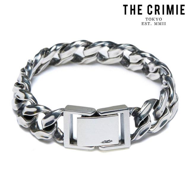 クライミー CR CHAIN BRACELET CRA1-JW92-CB01 チェーン ブレスレット シルバー ジュエリー 925 喜平 高級 メンズ ファッション アメ