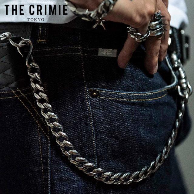 クライミー CRIMIE CR WALLET CHAIN MEDIUM CRA1-JW92-CWM1 ウォレットチェーン シルバー ジュエリー 925 喜平 高級 メンズ ファッシ