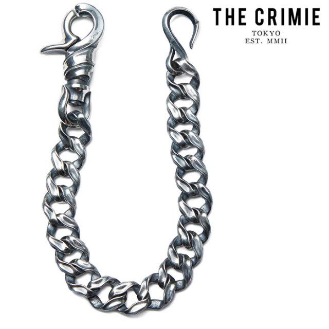 クライミー CRIMIE CRオリジナルチェーンウォレットチェーンS CR WALLET CHAIN SHORT CRA1-JW92-CWS1 ウォレットチェーン シルバー