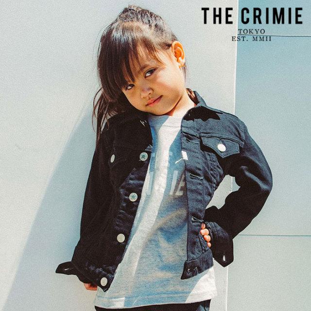 "CRIMIE(クライミー) BORN SILLY STRETCH BLACK JACKET 【""THE"" SERIES COLLECTION 先行予約】【定番商品】【キャンセル不可】【CRA"