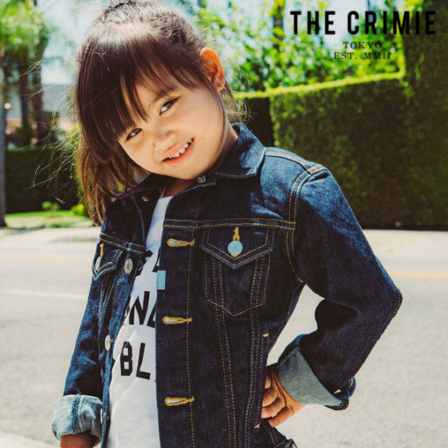 """CRIMIE(クライミー) BORN SILLY STRETCH SELVEDGE JACKET 【""""THE"""" SERIES COLLECTION 先行予約】【定番商品】【キャンセル不可】【"""