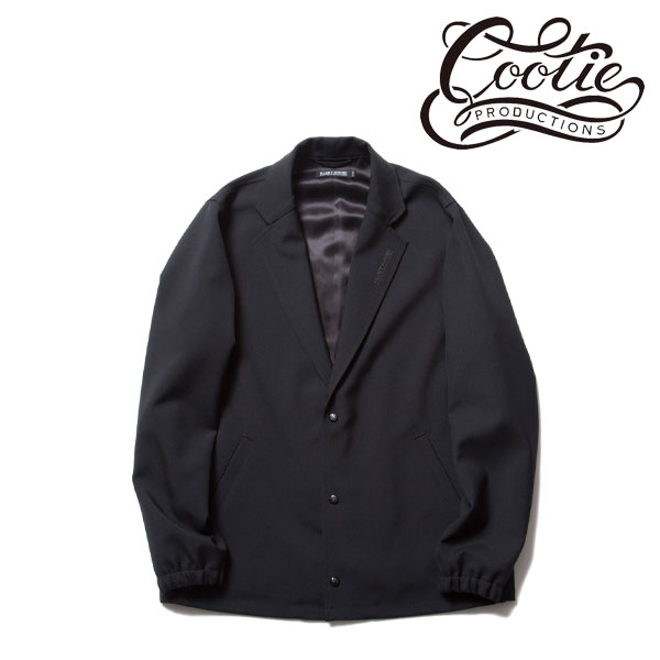 COOTIE(クーティー) Wool Serge Lapel Coach Jacket