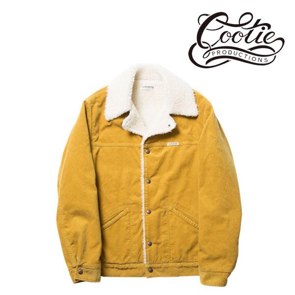 COOTIE(クーティー) Corduroy Cattleman Jacket