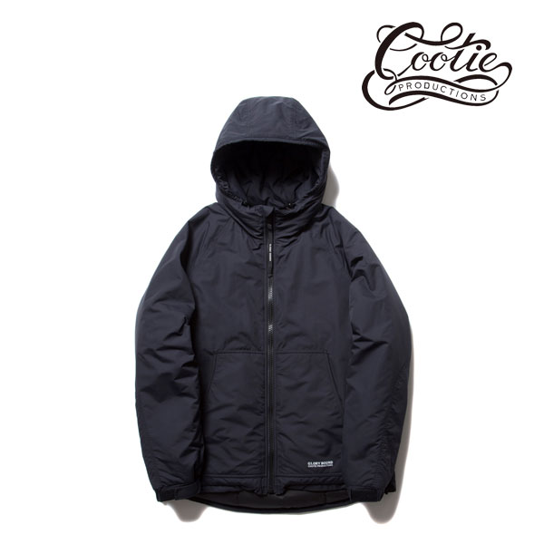 COOTIE(クーティー) Nylon Padded Zip Parka