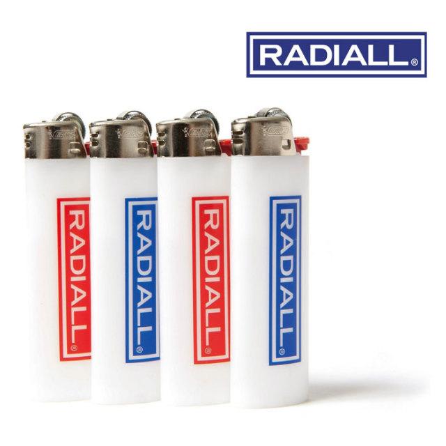 RADIALL(ラディアル) FLAGS BIC LIGHTER(ビックライター) 【BICライター】 【即発送可能】 【RAD-18SS-SPOT-ACC004】