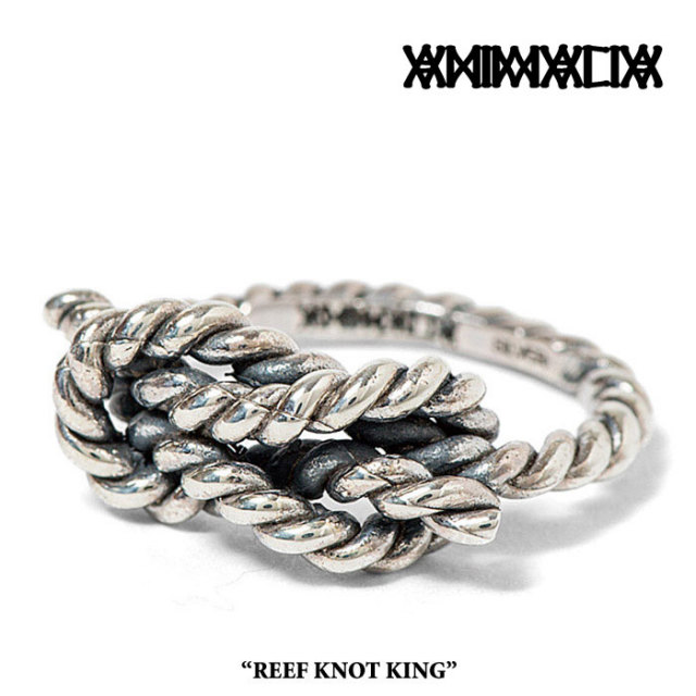 ANIMALIA(アニマリア) REEF KNOT RING 【2016SUMMER】  【ANIMALIA リング】 【ANIMAL-AC23】