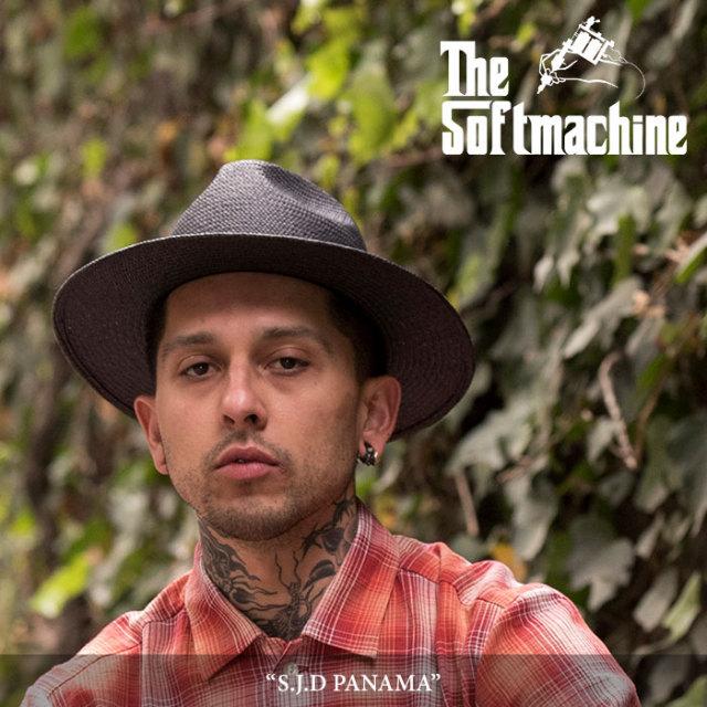 SOFTMACHINE(ソフトマシーン) S.J.D PANAMA(PANAMA HAT) 【2018SUMMER VACATION先行予約】 【送料無料】【キャンセル不可】