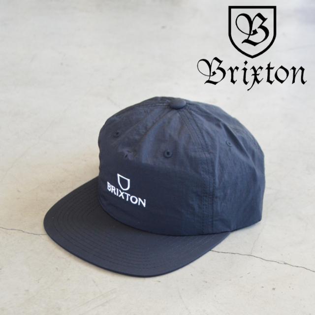 BRIXTON(ブリクストン) ALPHA MP SNAPBACK CAP 【スナップバック キャップ 帽子】【2021 SPRING新作】