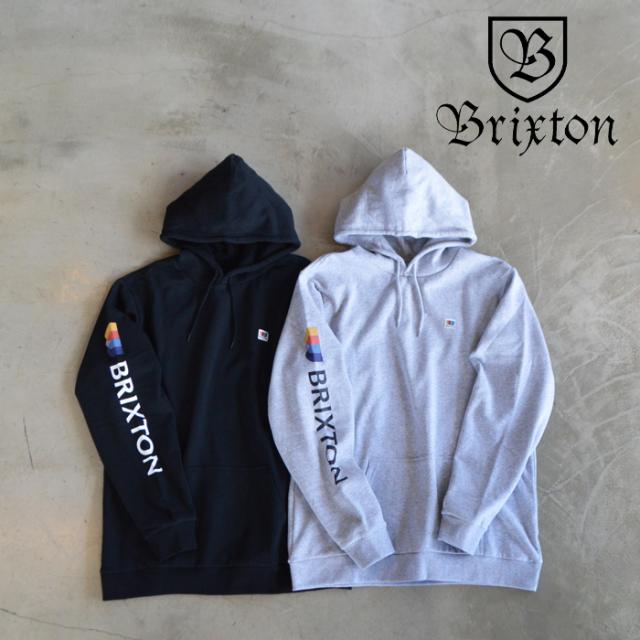 BRIXTON(ブリクストン) ALTON HOOD 【ブリクストン パーカー 定番 人気 シンプル】