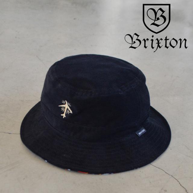 BRIXTON(ブリクストン) BB BUCKET HAT 【バケットハット 帽子】【2021 SPRING新作】