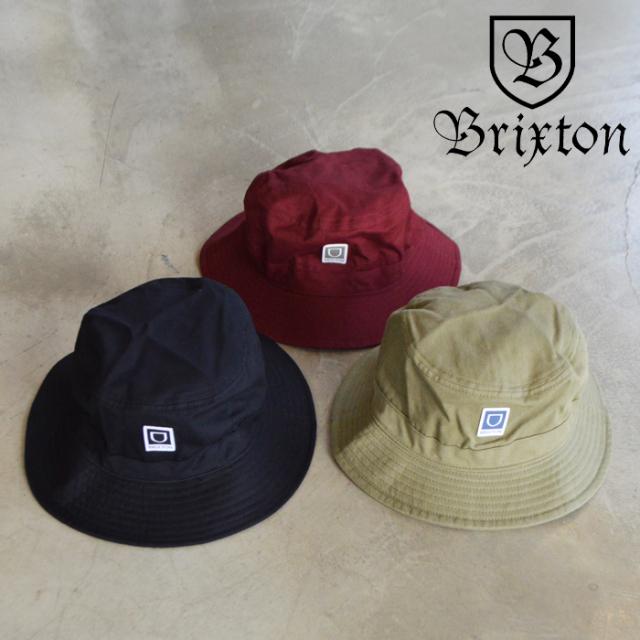BRIXTON(ブリクストン) BETA PACKABLE BUCKET HAT 【バケットハット バケハ 帽子 パッカブル】