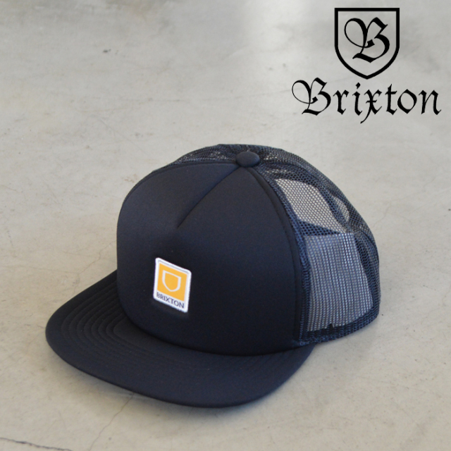 BRIXTON(ブリクストン) BETA MP MESH CAP 【メッシュ キャップ 帽子】【2021 SUMMER新作】