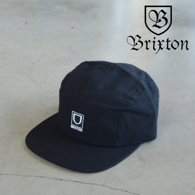 BRIXTON(ブリクストン) BETA X LP CAMPER BASEBALL CAP 【キャップ 帽子】【ブリクストン キャップ 定番 人気 シンプル】