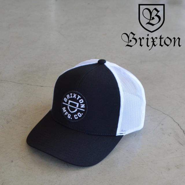 BRIXTON(ブリクストン) CREST X MP MESH CAP 【メッシュキャップ キャップ 帽子】【ブリクストン キャップ】【定番 人気 シンプル