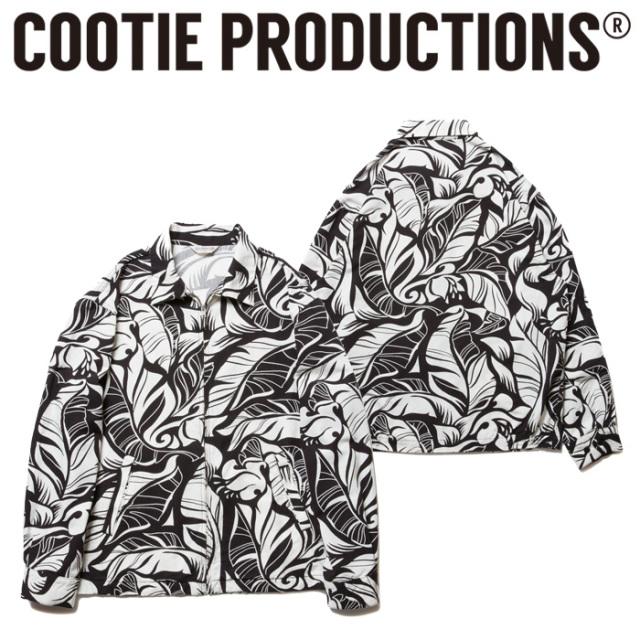 COOTIE(クーティー)  Tijuana Drizzler Jacket 【CTE-19S203】 【ドリズラージャケット】