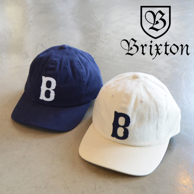 BRIXTON(ブリクストン) PHYS.ED.B FELTMP CAP 【キャップ 帽子】【ブリクストン キャップ 定番 人気 シンプル】
