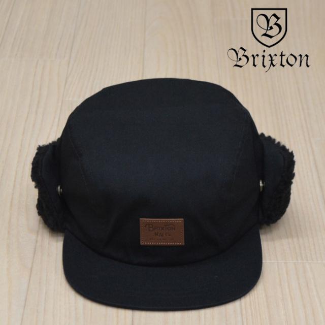 BRIXTON(ブリクストン) GRADE II CAP 【2018AUTUMN/WINTER新作】【フリース キャップ】