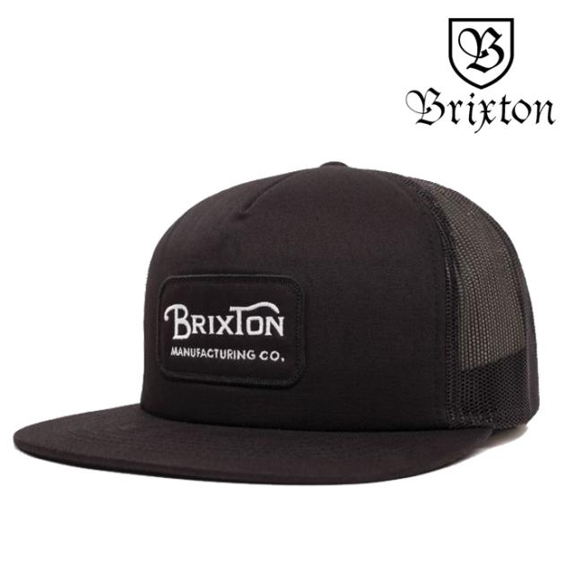 BRIXTON(ブリクストン) GRADE MESH CAP 【メッシュキャップ 帽子】【2020SPRING新作】【定番 人気 シンプル】
