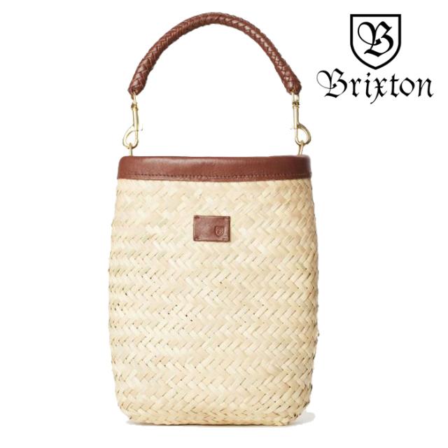【SALE30%OFF】 BRIXTON(ブリクストン) LAYLA BAG 【バッグ かごバッグ】【レディース】【返品・交換不可】】