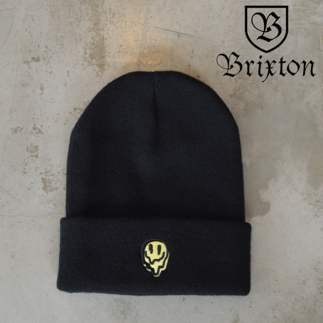 BRIXTON(ブリクストン) MELTER WATCH CAP BEANIE 【ビーニー ニット帽】【2020FALL新作】