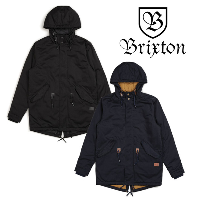 BRIXTON(ブリクストン) MONTE JACKET 【2018FALL/HOLIDAY新作】【アウター】