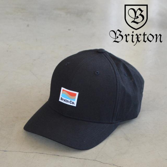 BRIXTON(ブリクストン) NEW WAVE X MP SNAPBACK CAP 【スナップバック キャップ 帽子】【ブリクストン キャップ 定番 人気 シンプ