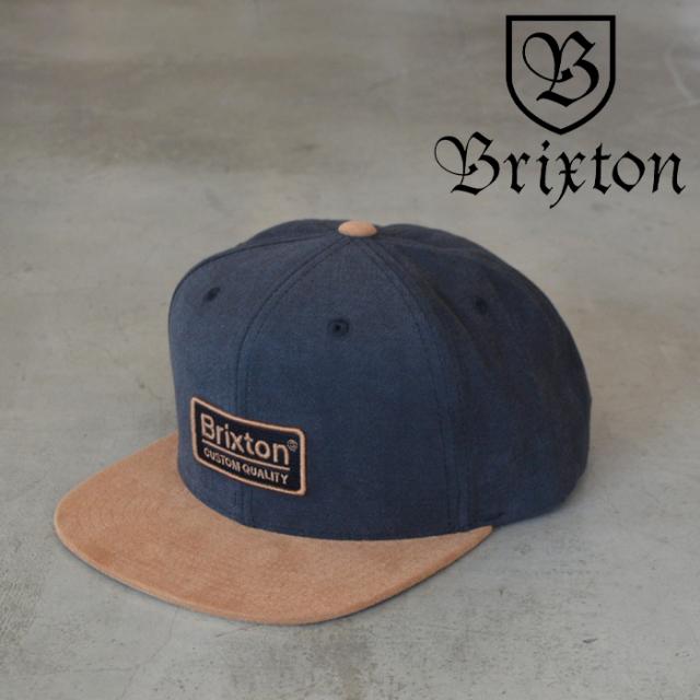 BRIXTON(ブリクストン) PALMER III MP SNAPBACK 【キャップ 帽子】【2020FALL新作】