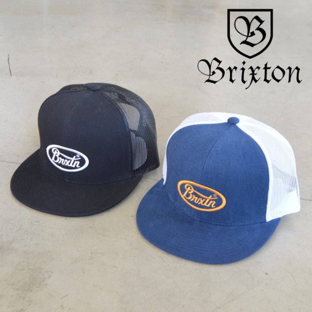 BRIXTON(ブリクストン) PARSONS HP MESH CAP 【メッシュ キャップ 帽子】【2021 SPRING新作】
