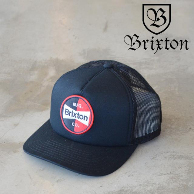 BRIXTON(ブリクストン) PATRON MP MESH CAP 【メッシュ キャップ 帽子】【ブリクストン キャップ】【2021 SUMMER新作】