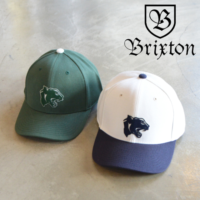 BRIXTON(ブリクストン) PHYS.ED.WOOL STRETCH FIT CAP 【キャップ 帽子】【ブリクストン キャップ 定番 人気 シンプル】