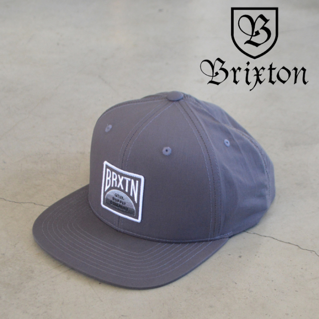 BRIXTON(ブリクストン) PIVOT X MP SNAPBACK CAP 【スナップバック キャップ 帽子】【2021 SPRING新作】