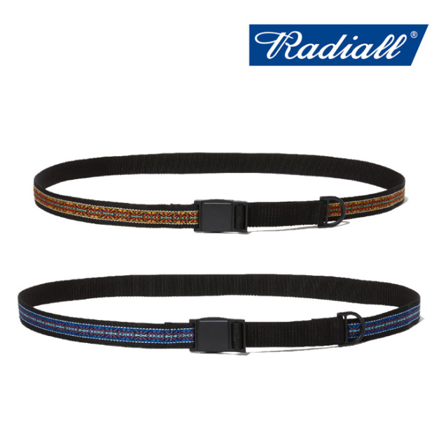 【SALE30%OFF】 RADIALL(ラディアル) RED WOOD-QUICK RELEASE BELT 【セール】【2019 SPRING&SUMMER COLLECTION】 【RAD-19SS-AC