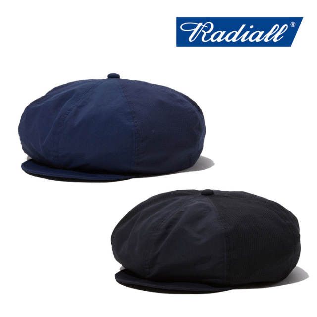 RADIALL(ラディアル) YOSEMITE-CASQUETTE 【2019 SPRING&SUMMER COLLECTION】 【RAD-19SS-HAT006】【キャスケット】