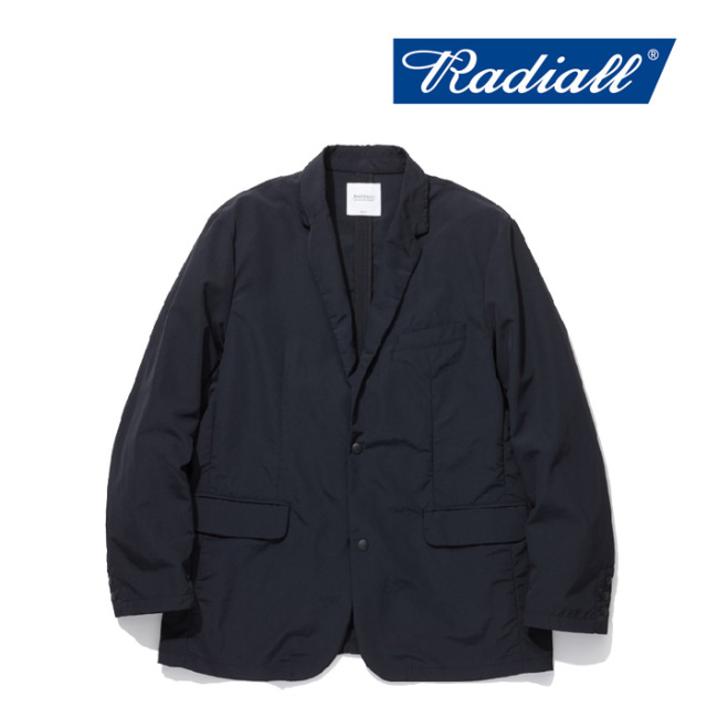 【SALE30%OFF】 RADIALL(ラディアル) CUTLASS-TAILORED JACKET 【2019 SPRING&SUMMER COLLECTION】 【RAD-19SS-JK006】【テーラ