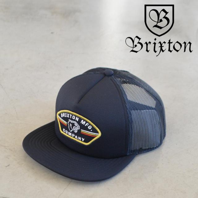 BRIXTON(ブリクストン) RAMPANT MP MESH CAP 【メッシュ キャップ 帽子】【2021 SPRING新作】