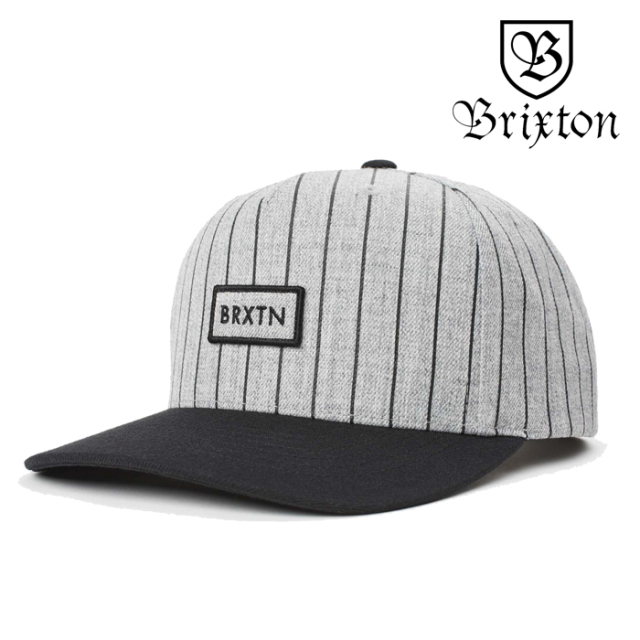 BRIXTON(ブリクストン) RIFT II MP SNBK 【2019HOLIDAY新作】 【19-1373】【キャップ】