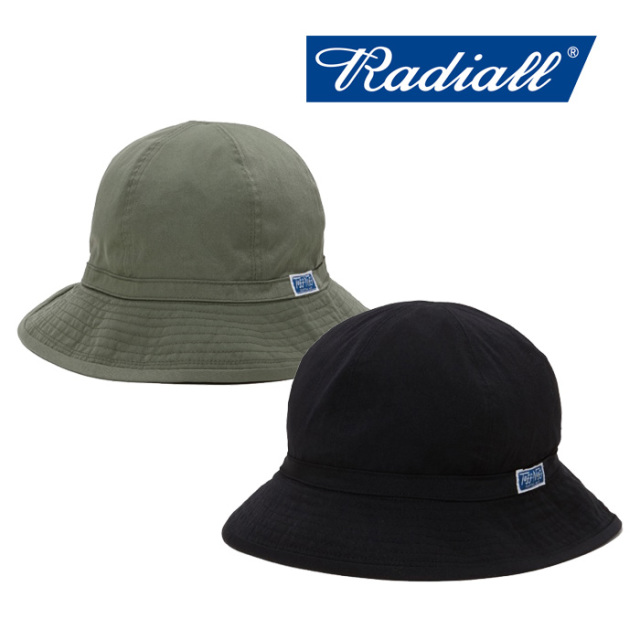 RADIALL(ラディアル) T.N. FATIGUE HAT 【2019 SPRING&SUMMER COLLECTION】 【TN-19SS-HAT011】【ファティグーハット】