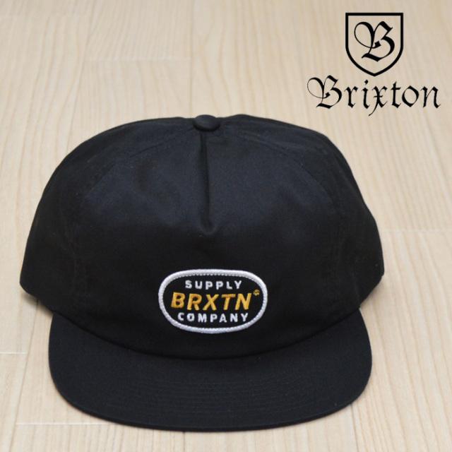 BRIXTON(ブリクストン) ZANDER HP SNAPBACK 【2018AUTUMN/WINTER新作】【キャップ】