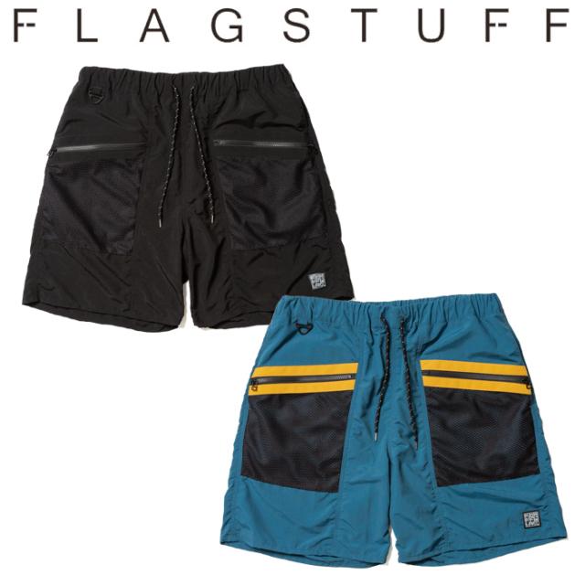 F-LAGSTUF-F(フラグスタフ) Swim SHORTS 【ショーツ パンツ】【20SS-FS-43】【F-LAGSTUF-F】【FLAGSTUFF】 【フラグスタフ】【フ