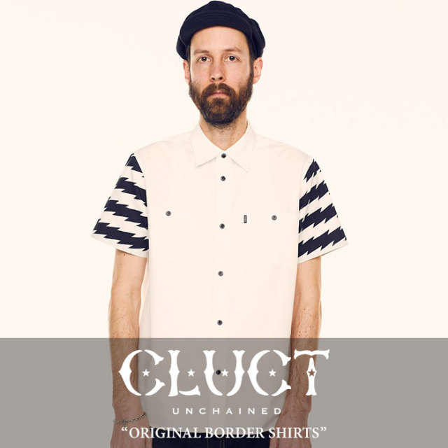 【SALE】 CLUCT(クラクト) ORIGINAL BORDER SHIRTS 【2018SUMMER新作】【#02732】