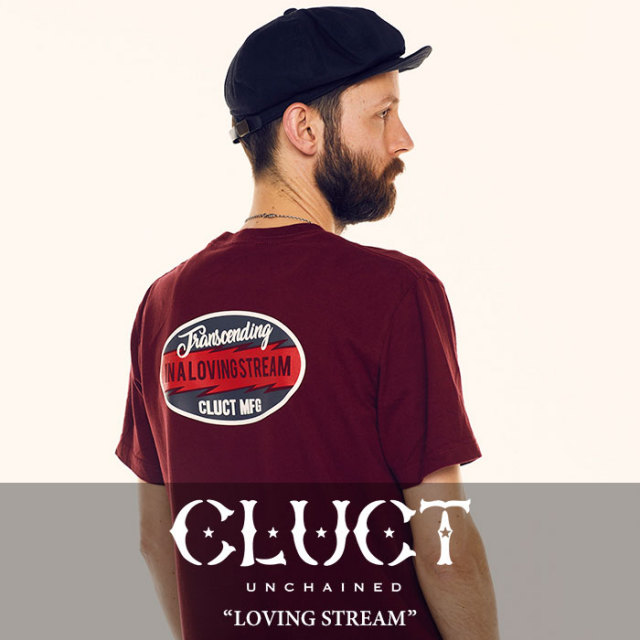 【SALE】 CLUCT(クラクト) LOVING STREAM 【2018SUMMER新作】【#02750】